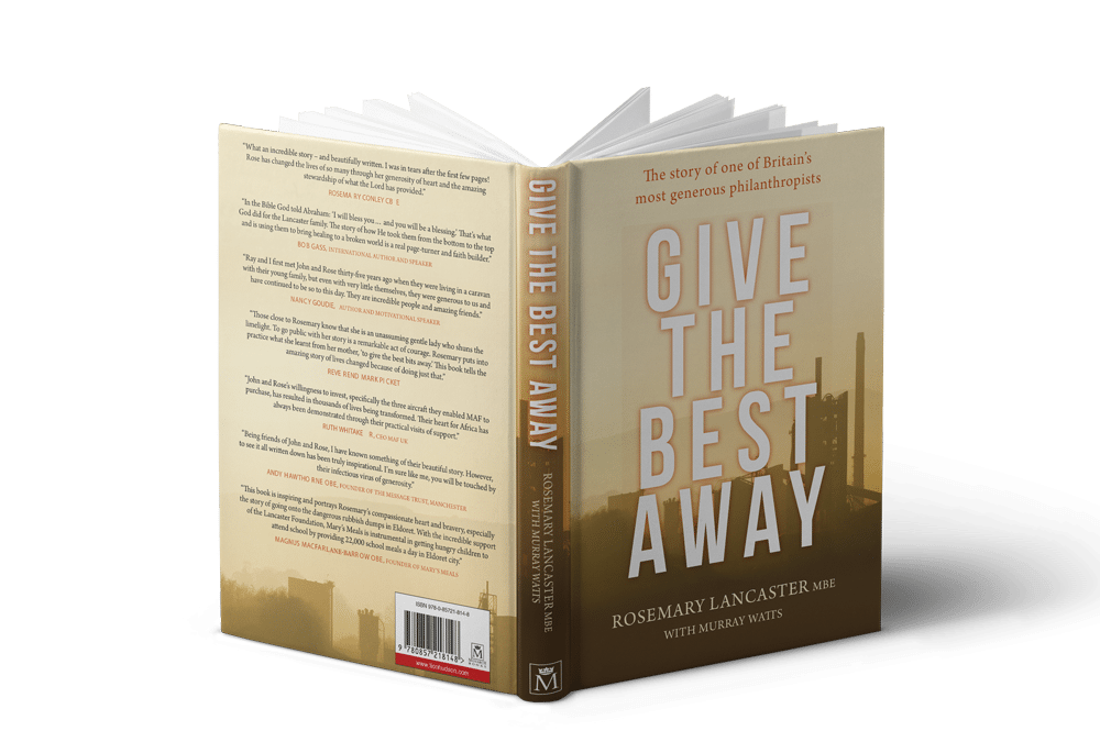 Rosemary Lancaster – Give the Best Away